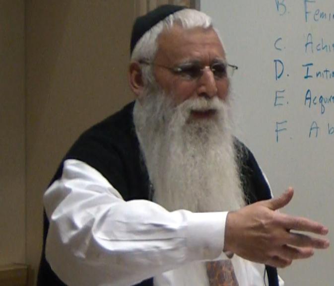 Dr. Ed Yisroel Susskind